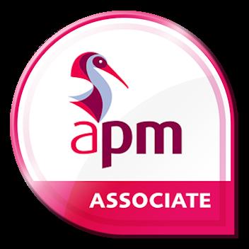 APM Associate logo